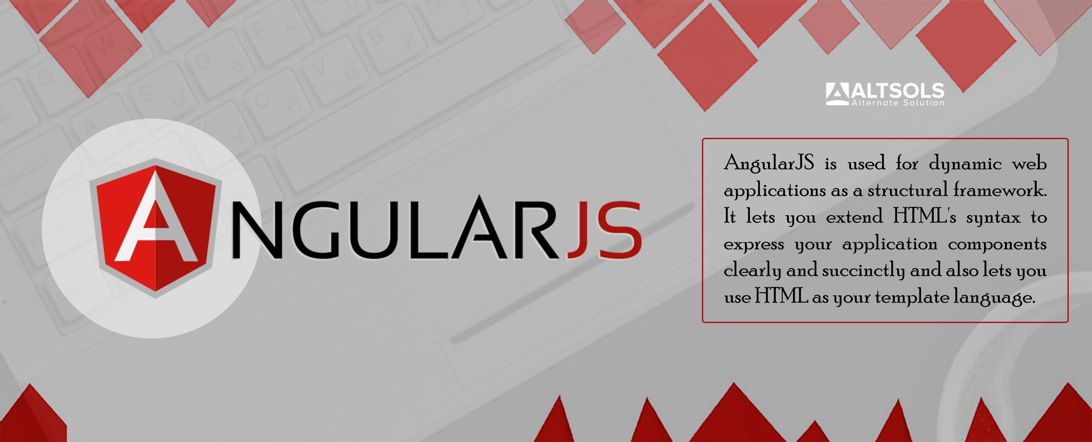Angularjs Is Used For Dynamic Web Applications As A