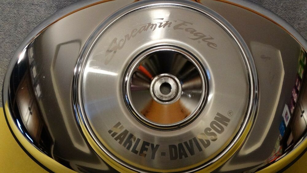 Advertisement Ebay Harley Davidson Chrome Screamin Eagle Air Cleaner Cover Motorcycle Parts And Accessories Harley Davidson Sportster 1200 Chrome Air Cleaner