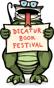 Karli reports on her adventures at the 2013 Decatur Book Festival