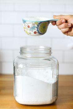 Homemade Oxi Clean Like Laundry Booster Receta Limpieza Casa