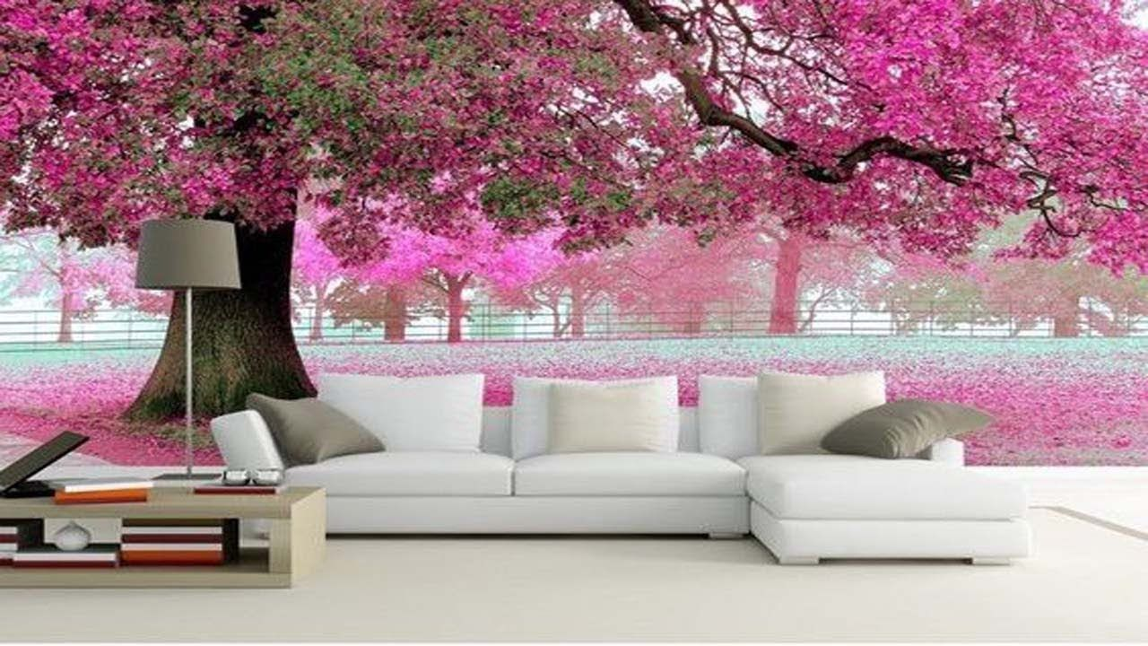3d Wallpaper For Walls In India Wallpapers For Living