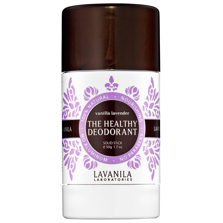 The Healthy Deodorant LAVANILA Sephora (With images