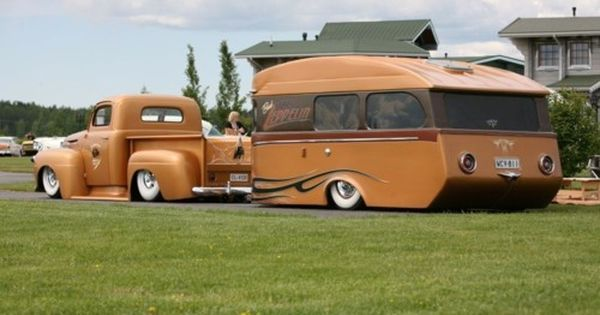 Trailers on Pinterest | Vintage Trailers, Airstream and Campers