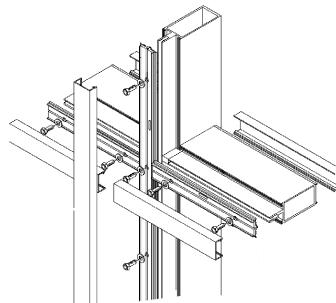 Elite Aluminium Systems   Curtain Wall