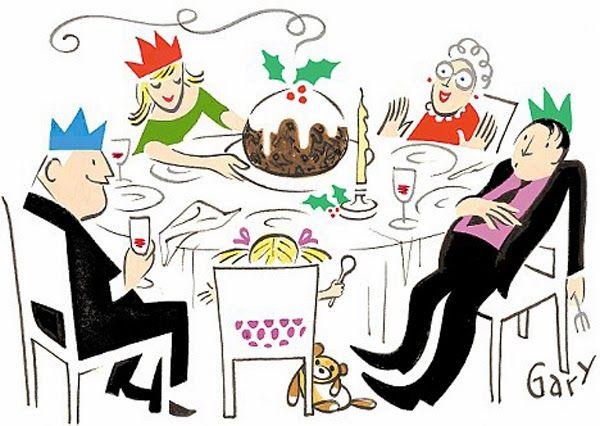 La Hora Del Banquete Cenas De Navidad Cenas Navidenas Cenas