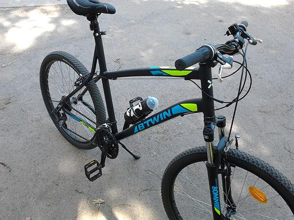 Rockrider 340 Review Decathlon B Twin Mtb Bicycle