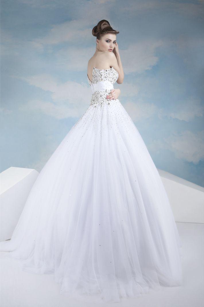 Tony chaaya wedding dresses