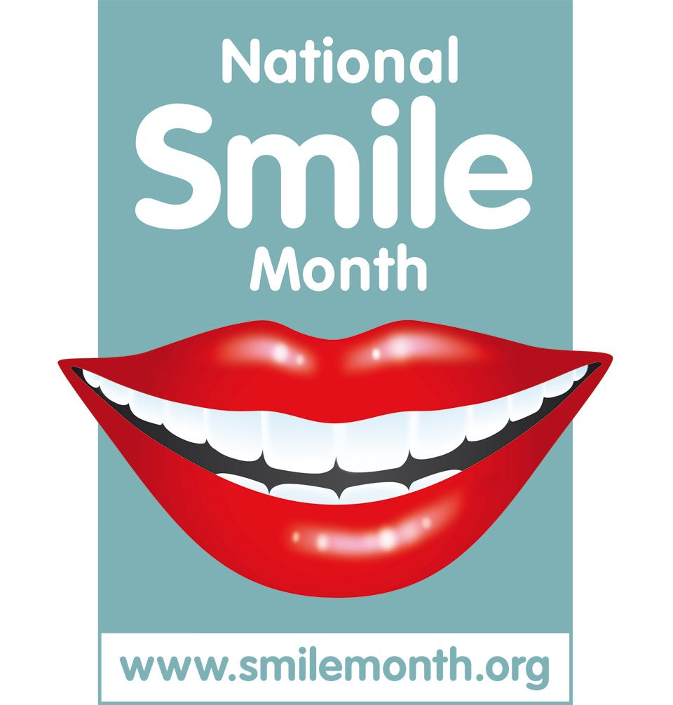 To mark the unveiling of National Smile Month 2013, campaign organisers the British Dental Health Foundation are giving away 15,000 'Smiley's' on a first-come first-served basis. http://www.dentalhealth.org/news/details/676