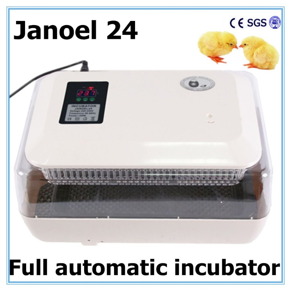 2017 New Model Poultry Egg Incubator Hatching Machine Automatic LED ...
