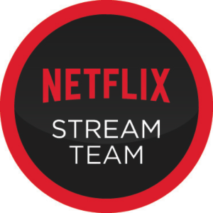 StreamTeamBadge Netflix streaming, Netflix, Tv shows online
