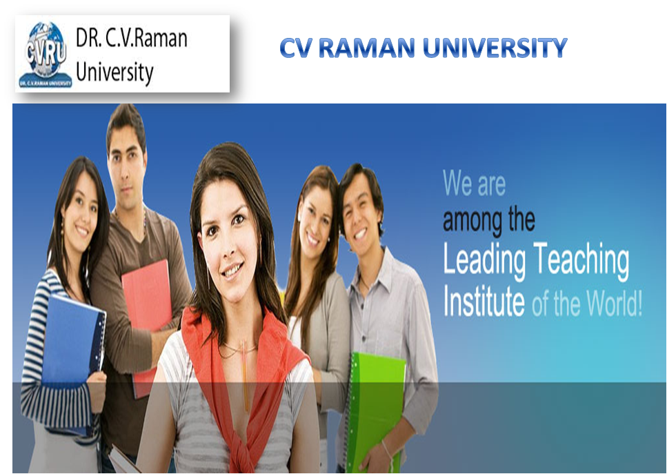 Don't rely on fake CV Raman University Complaints
