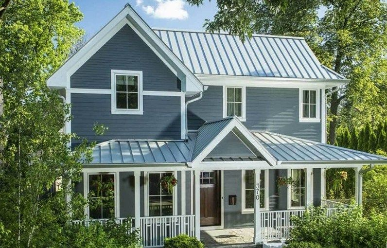 Roof Installation Metal Roof Colors Metal Roof Cost Tin Roof House