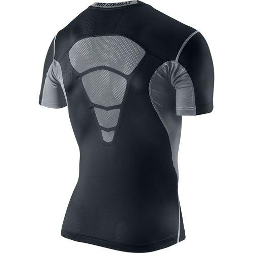 a126aab2 Nike Pro Combat Hypercool 2.0 Compression Short-Sleeve Men's Shirt ...