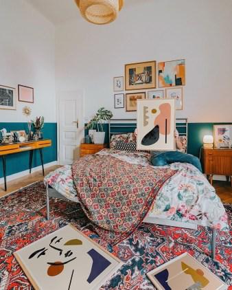 Amazing Boho Bedroom Decorating Ideas 49 Idees Chambre Deco Chambre Decoration Inspiration