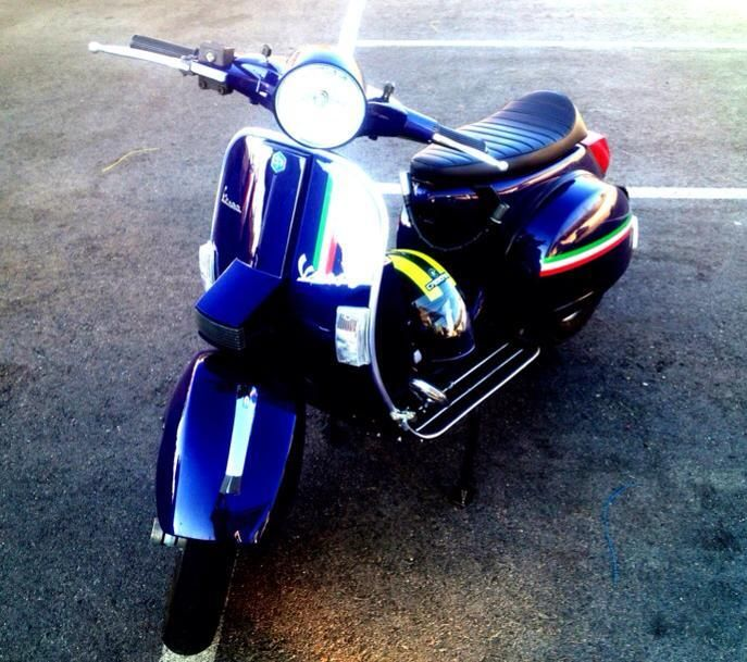 Vespa PX 200 My in 4625 Offenhausen for €3,100.00 for sale