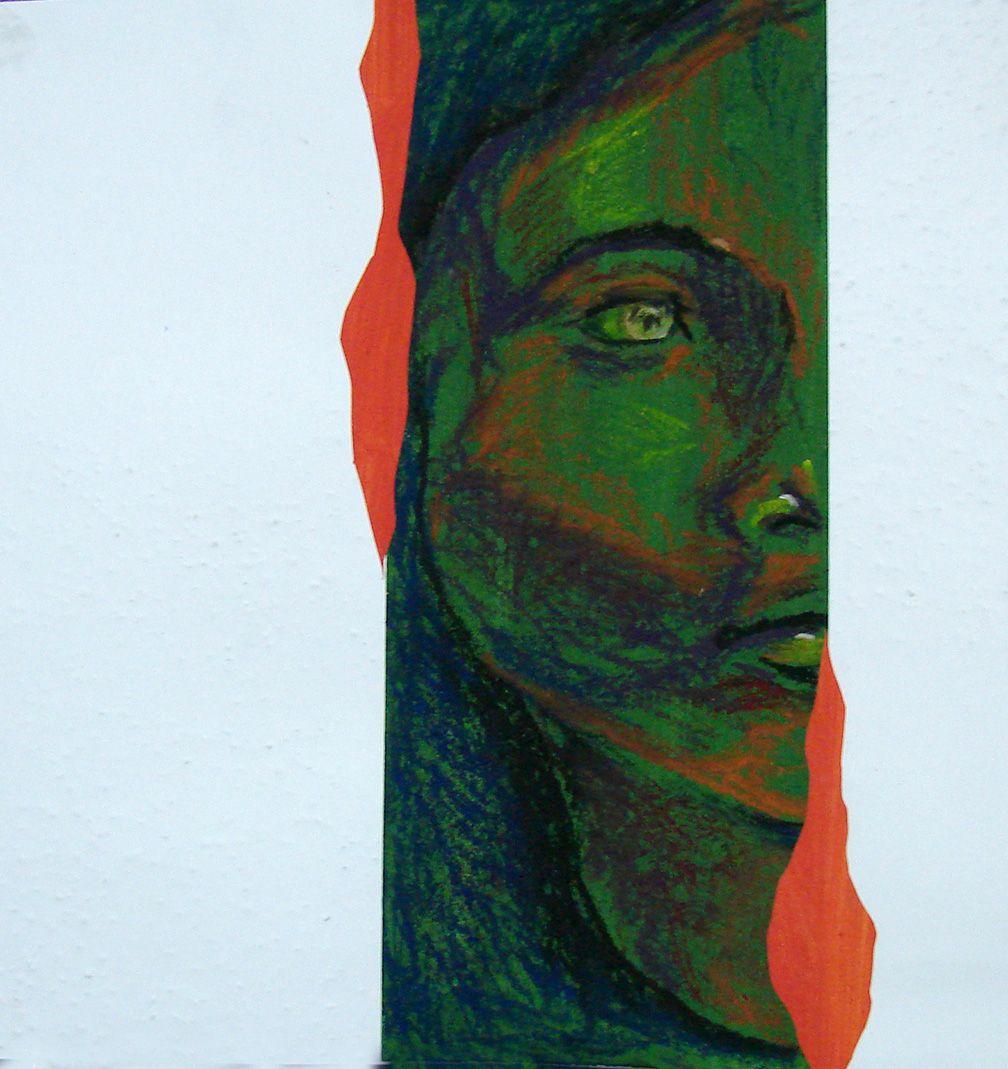 taller de Dibujo Integrarte. Módulo III. La mirada y la retícula. Del retrato al diseño. Carla Garceran