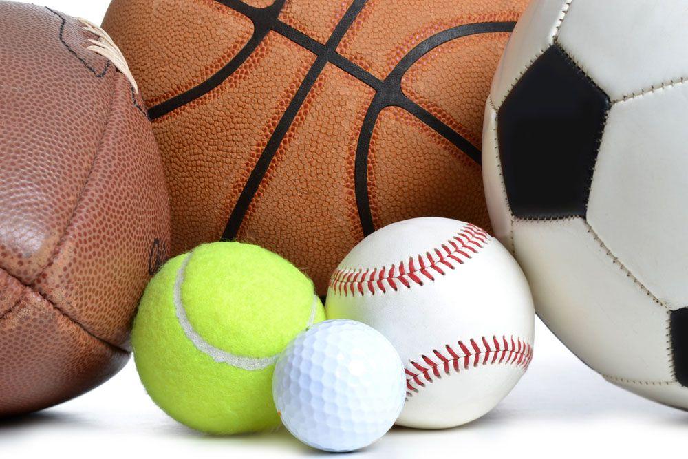FONDI EUROPEI PER LO SPORT Sports, Sports balls
