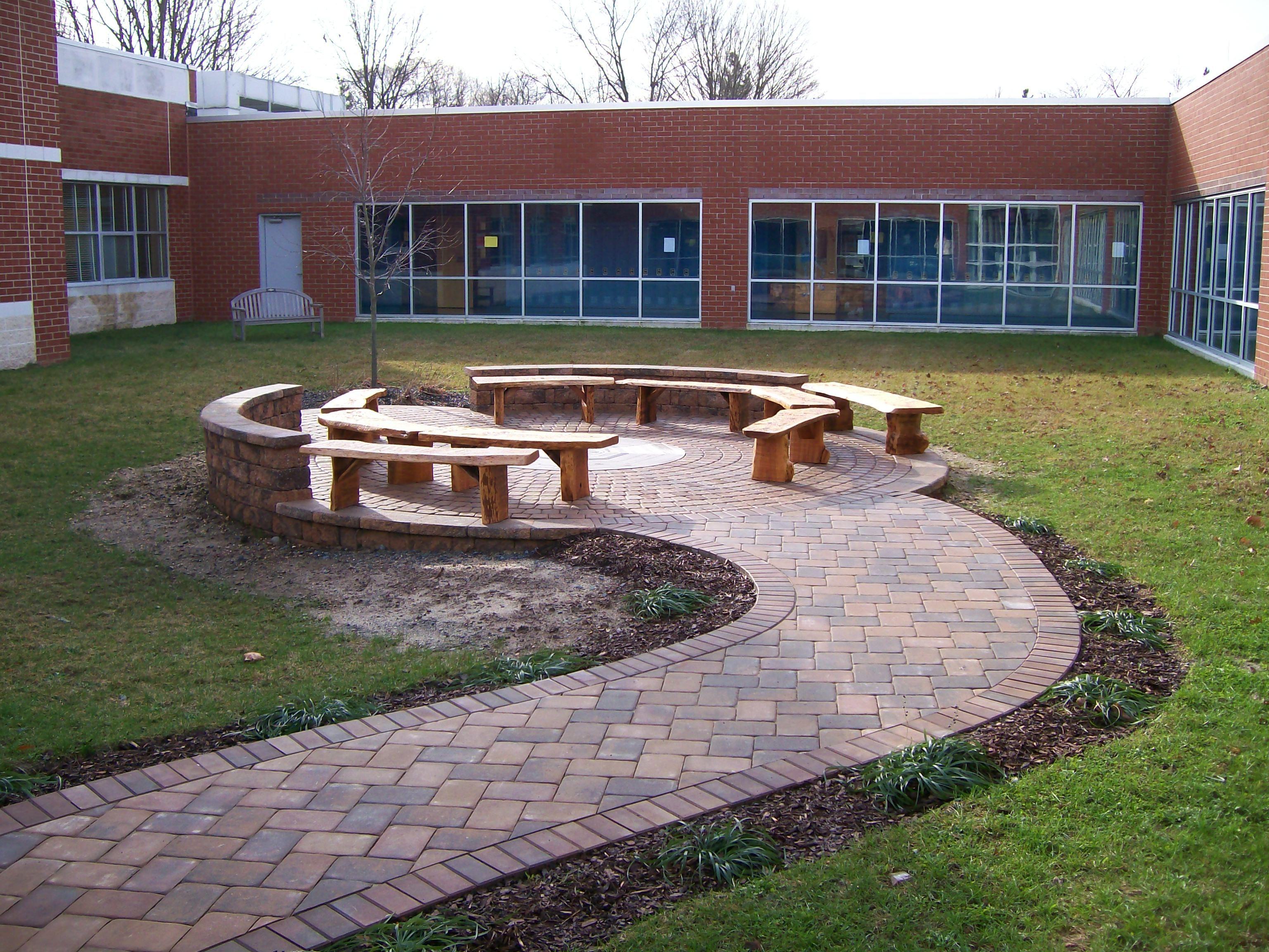 Diy Natural Playground Ideas