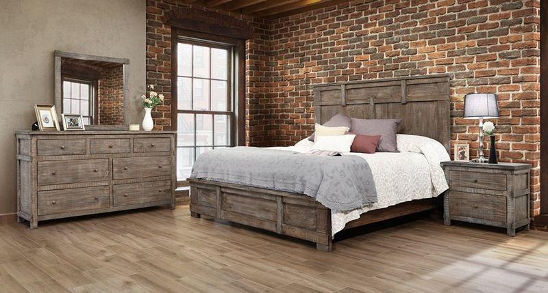 San Angelo Rustic Bedroom Set Ashley\u0027s new house in 2018