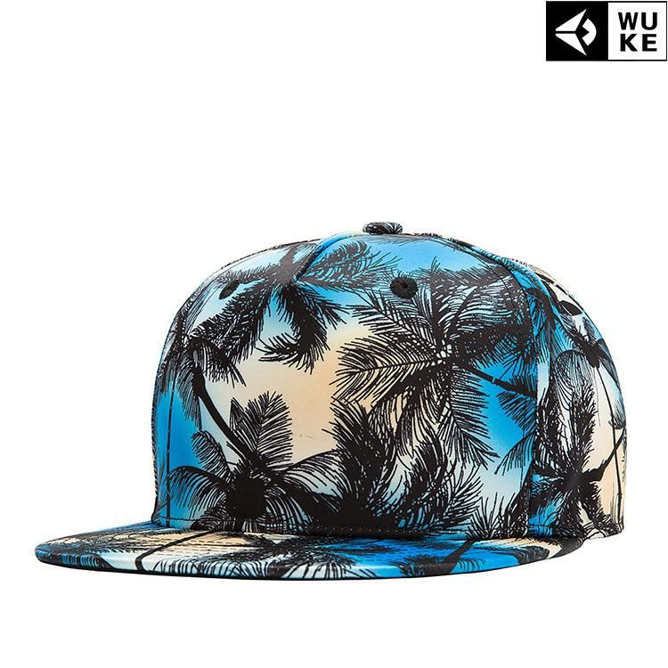 2017 Real Print Wuke  Dance Hall Customer New Product European Street Trend  Men And For be5017f35e01