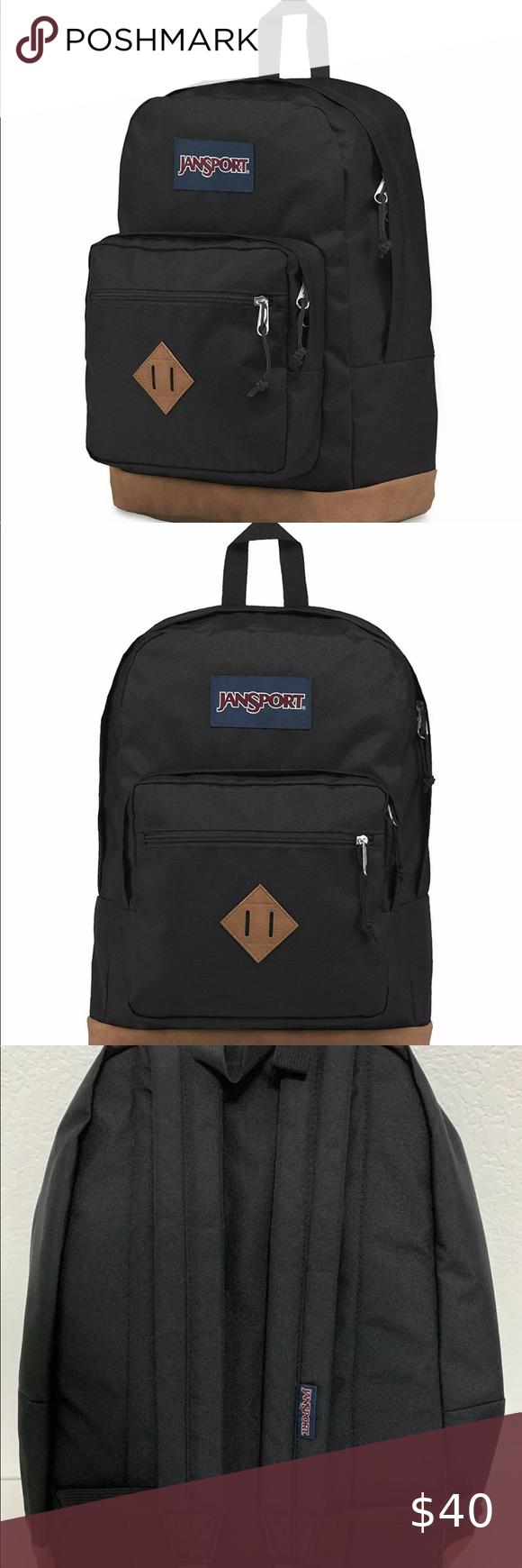 Jansport New Backpack Laptop Bag Jansport Laptop Bag Black Backpack