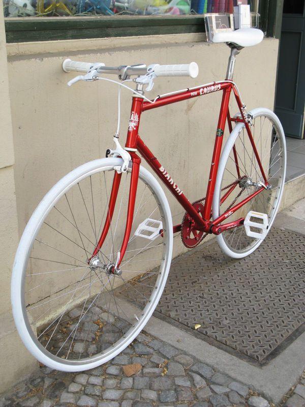 Bianchi Caurus 906 Oria Stahl Klassiker Singlespeed Bike   Bicycles ...