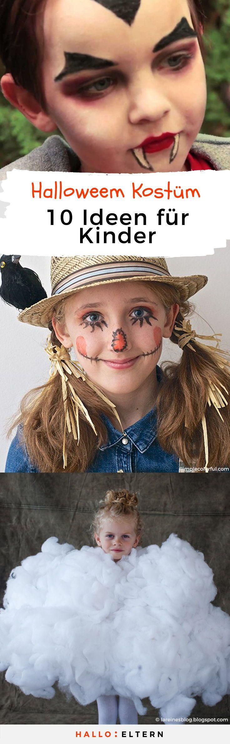 Gruselige Halloween Kostüme Für Kinder