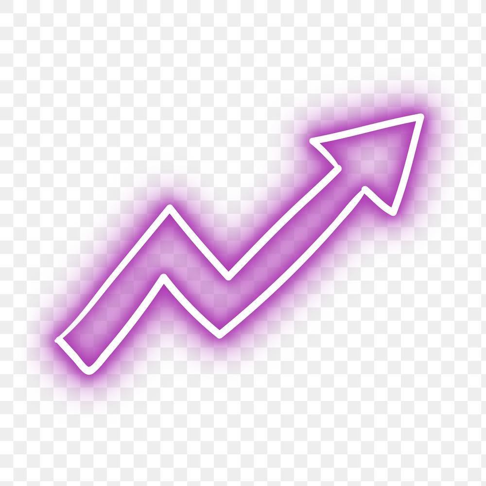 Neon Pink Zigzag Arrow Sign Design Element Free Image By Rawpixel Com Eve Sign Design Free Illustrations Design Element