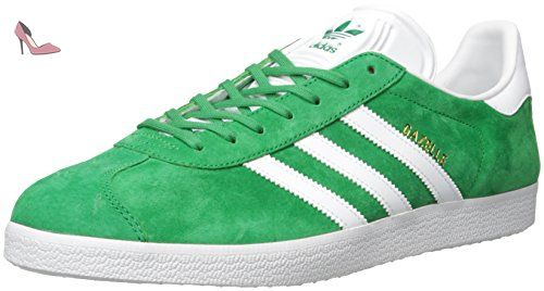 Adidas Mens Gazelle Green Suede Trainers Mens 41 Gazelle 1/3 Trainers EU Chaussures 36be34e - accademiadellescienzedellumbria.xyz