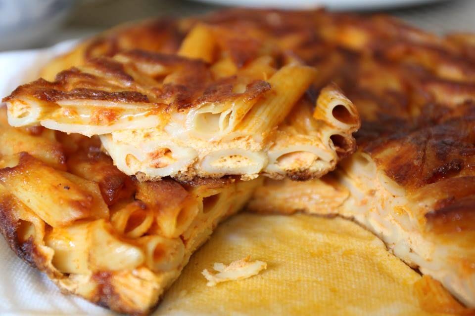 FRITTATA DI MACCHERONI   Recipes, Napoli food, Food