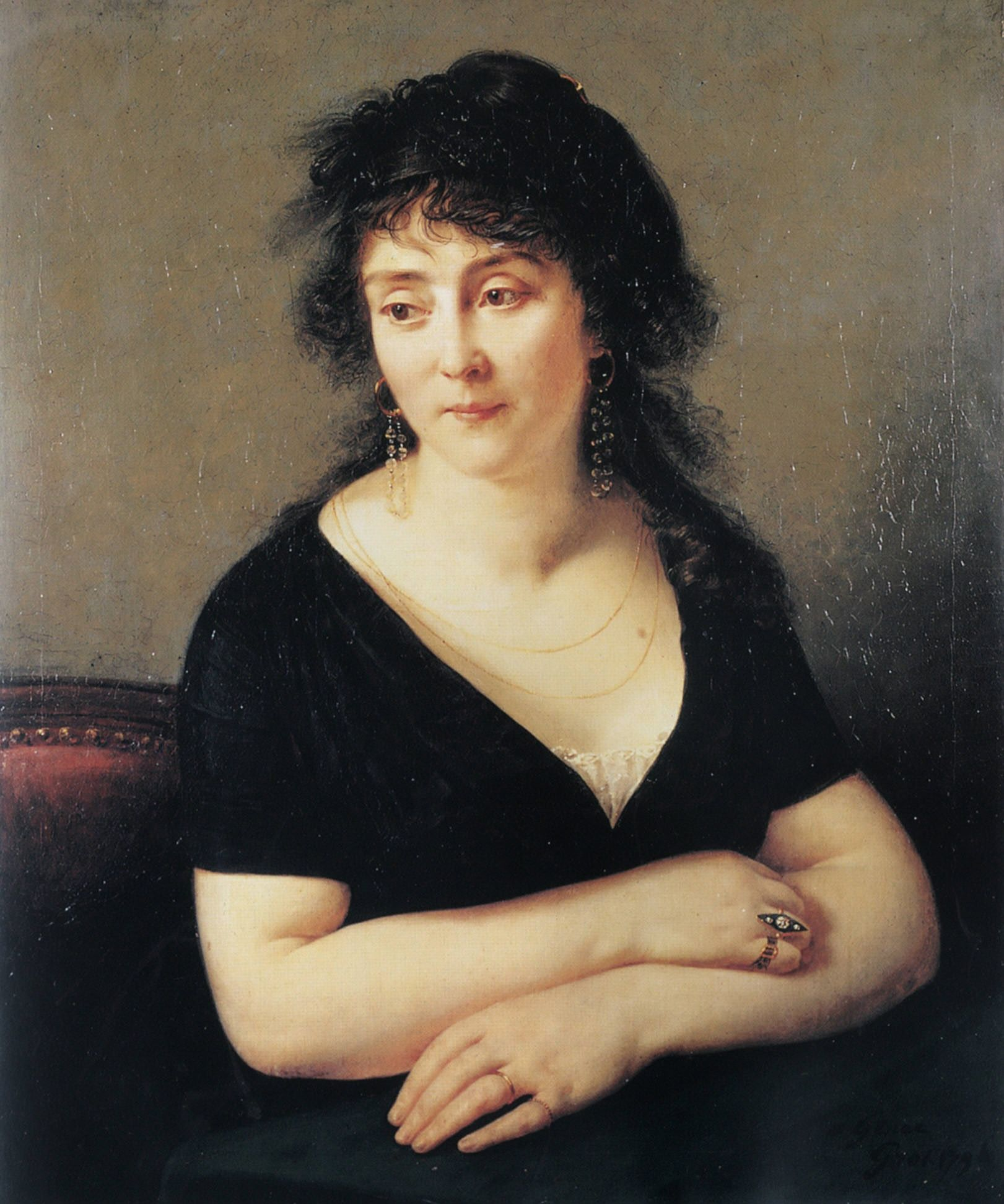 th century female portrait google search gothic pitch 18th century female portrait google search