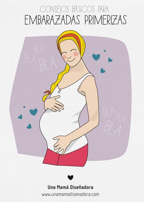 d6ed34b0b Consejos básicos para embarazadas primerizas - Una Mama Diseñadora