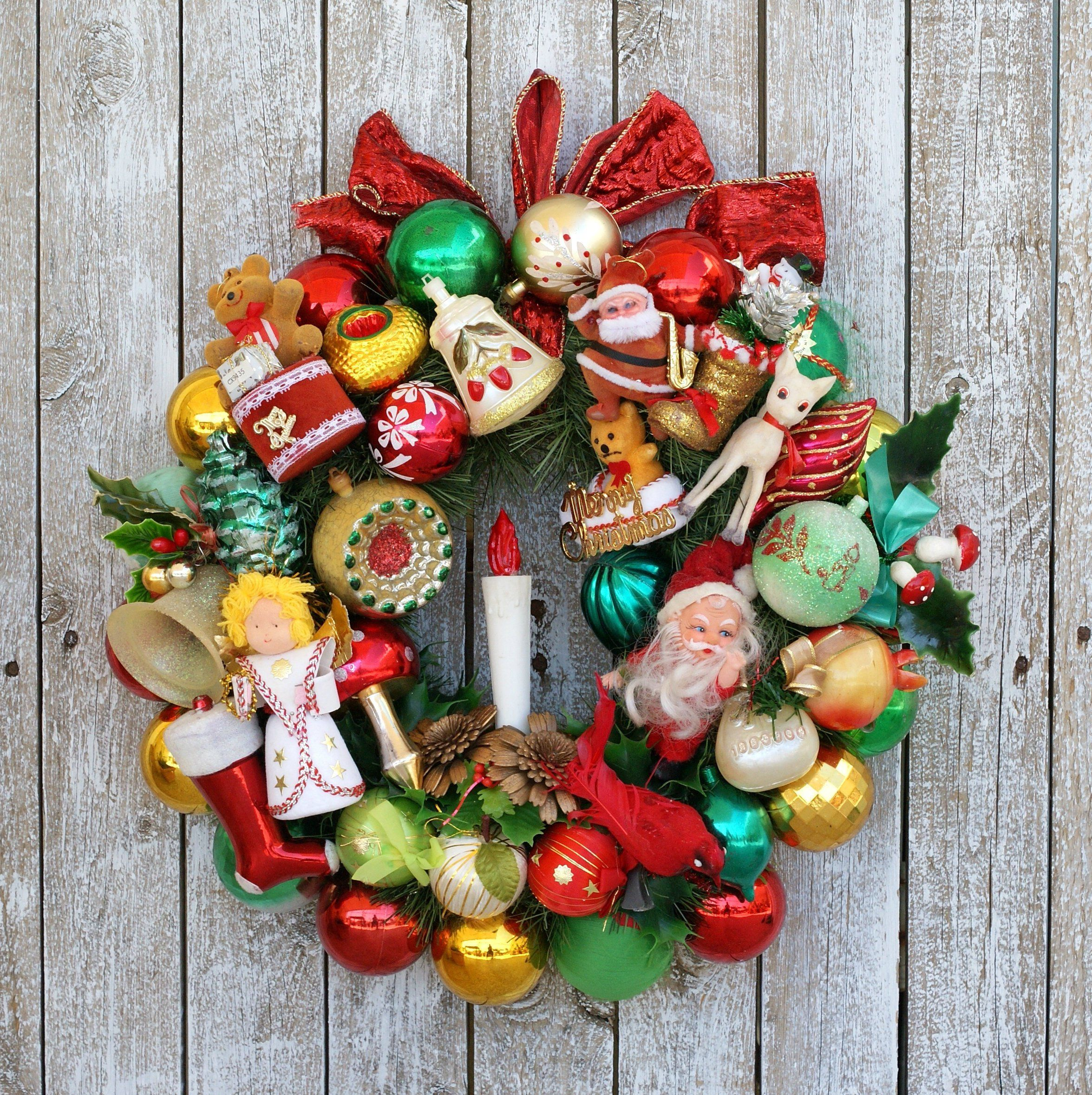 Your Place To Buy And Sell All Things Handmade Unique Christmas Ornaments Christmas Wreaths For Front Door Christmas Wreaths
