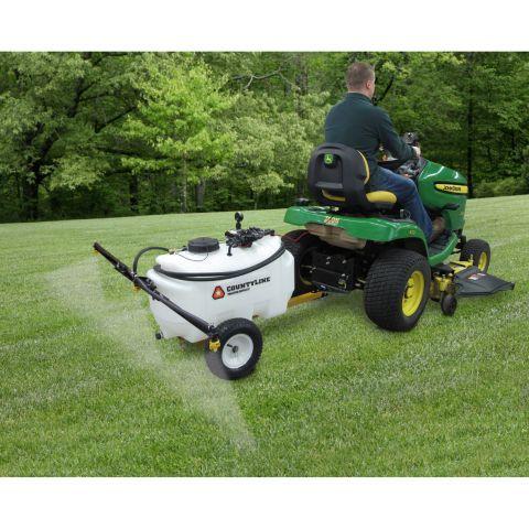 CountyLine® Trailer Sprayer, 30 gal  Capacity - Tractor