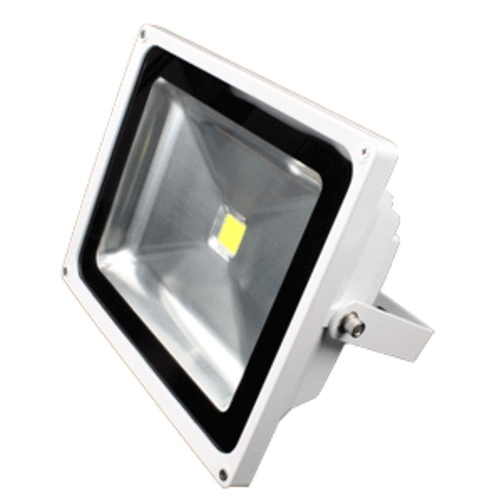 Lunasea Outdoor LED Flood Light   Lumens   Cool White   Boat Parts For Less