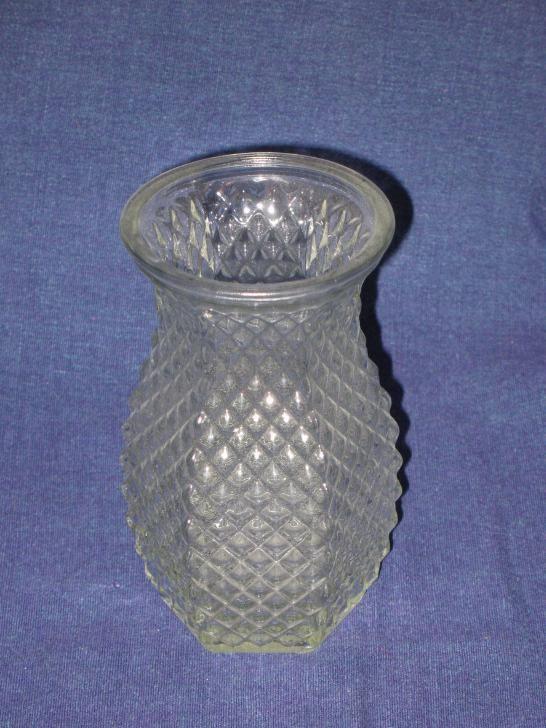 Hoosier Glass Vase 4071 400 Green Vintage Glass Pinterest