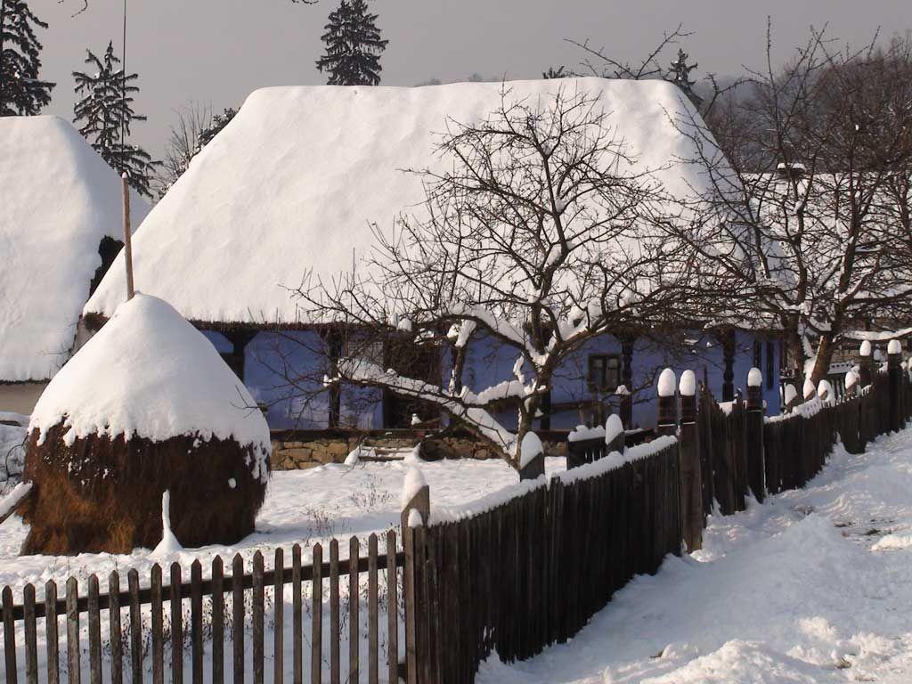 maramuresul iarna - Google Search