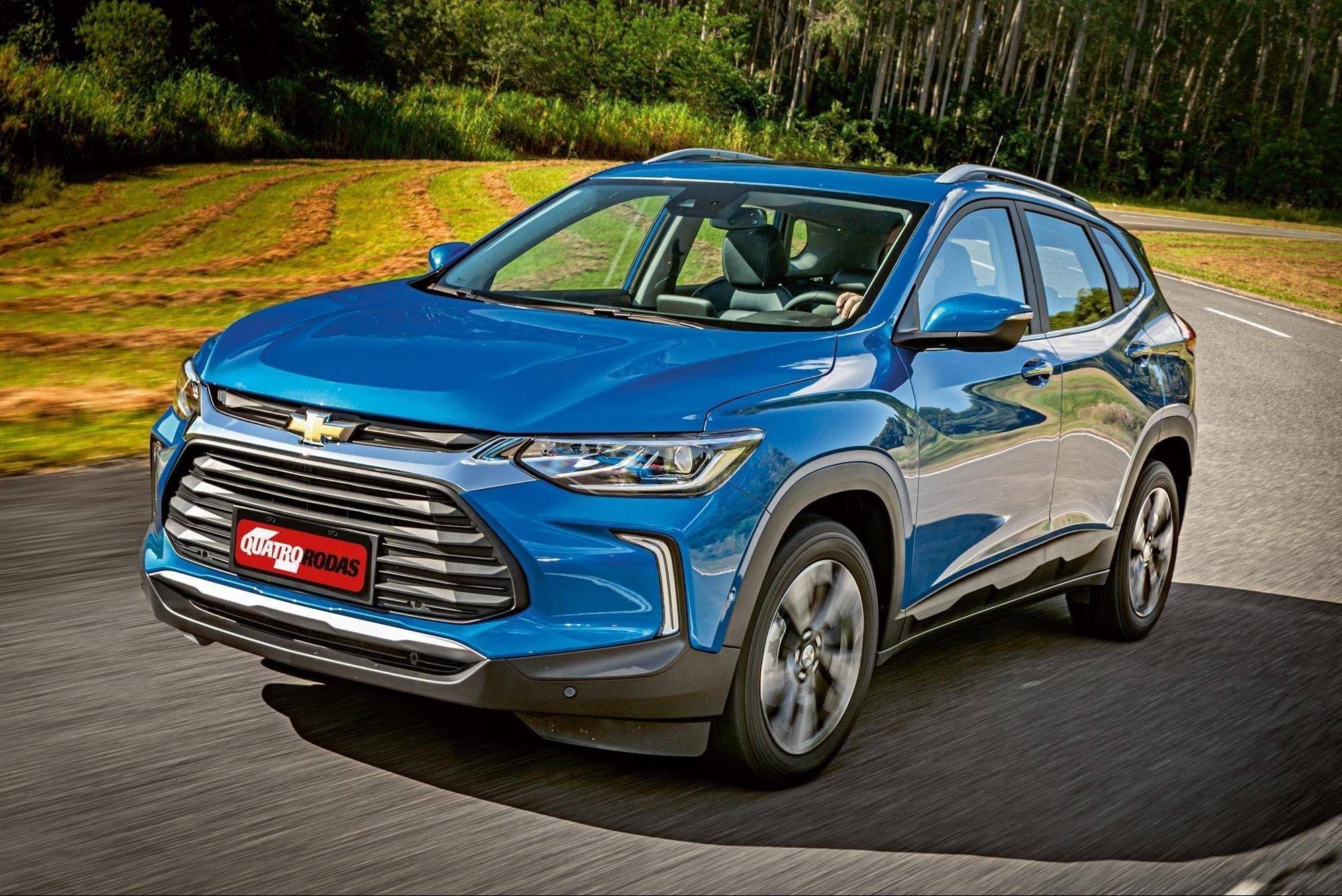 Chevrolet Tracker Premier 1 2 2021 1 Em 2020 Suv Jeep Renegade Chevrolet Cruze