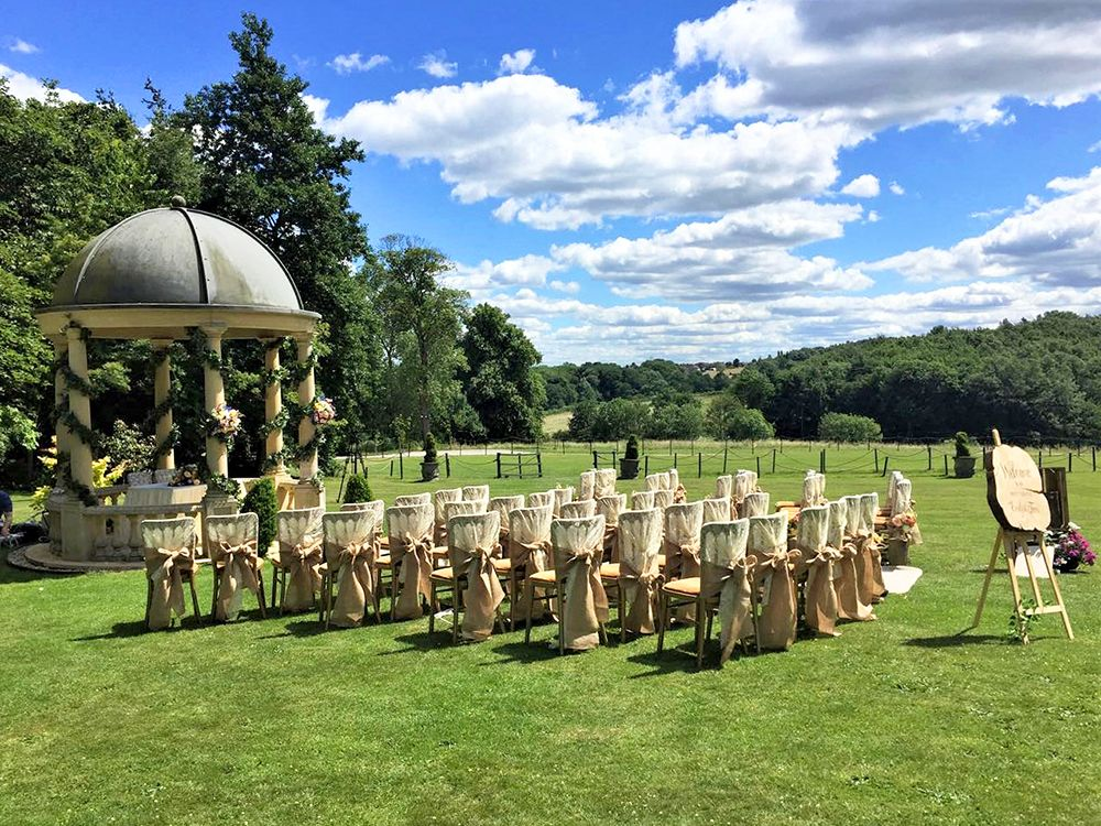 A Midsummer Wedding at Ringwood Hall Hotel, Chesterfield ...