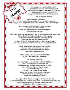 Elf On A Shelf Letter WhimsicalElfLetterBluePdf  Google