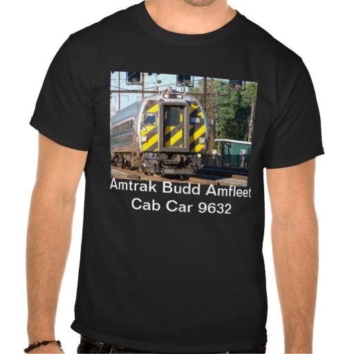 Amtrak Budd Amfleet Cab Car 9632 T Shirt, Hoodie
