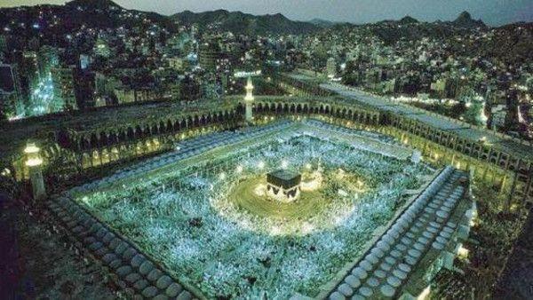شاهد صور الحرم المكي قديما وحديثا العربية نت الصفحة الرئيسية Mosque The Expanse City Photo