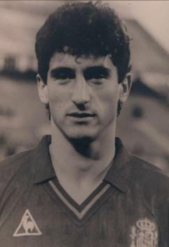 MANUEL JIMÉNEZ JIMÉNNEZ JIMENEZ J. 26/01/1964 El Arahal, Sevilla (España) Goles: 0 Partidos Jugados: 15