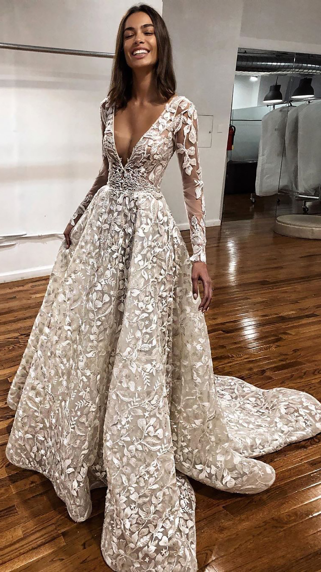 A Line Wedding Dresses 2020 2021 Collections In 2020 Designer Wedding Dresses A Line Wedding Dress Wedding Dresses