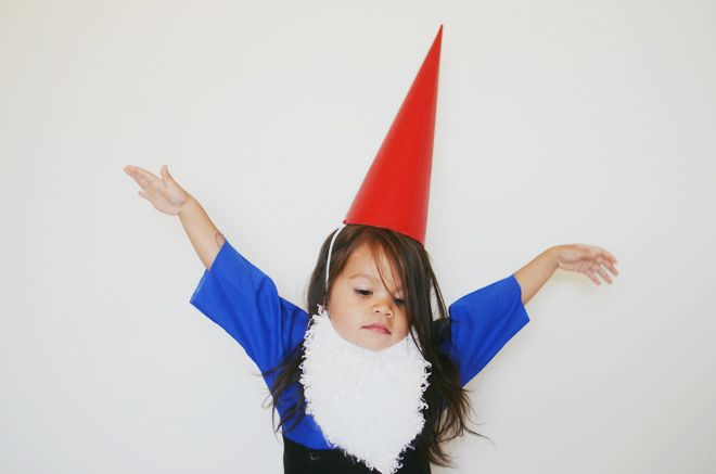 diy: woodland gnome costume #gnomecostume