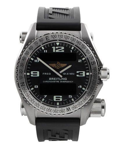 Breitling Men's 'Chronometer Emergency' Watch