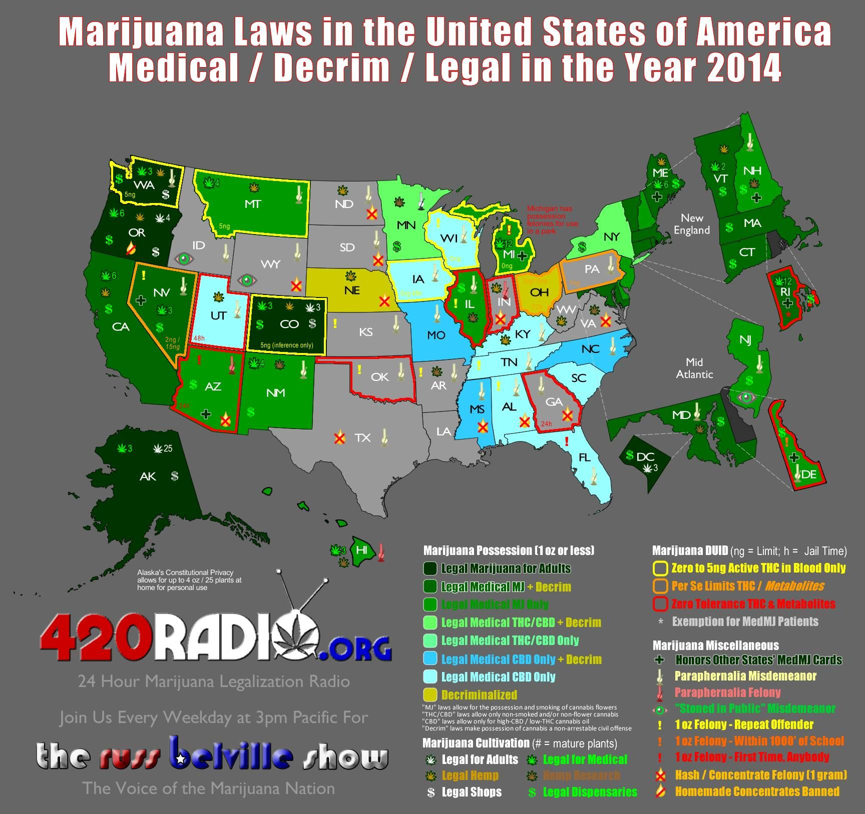 state laws 11 2014 Green