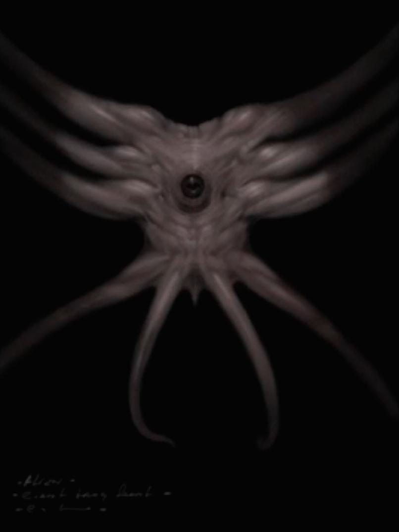 Alien Explorations: Carlos Huante's The Trog / Trilobyte