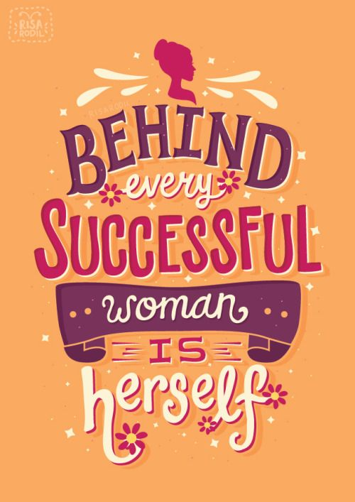 Happy International Women S Day Typography Quotes Womens Day Quotes Lettering