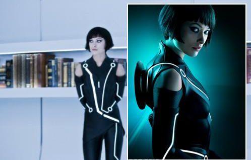 Tron  sc 1 st  Pinterest & Movie Costume Monday: Quorra | Pinterest | Costumes